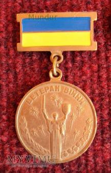 Medal weteranów ukraińskich
