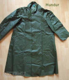 Szwecja: polowy płaszcz przeciwdeszczowy