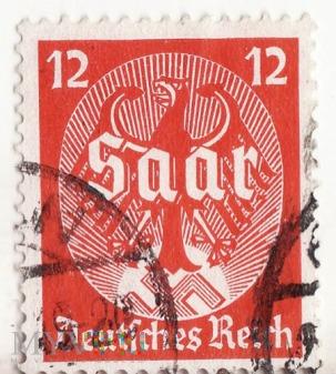 Rzesza Niemiecka Saar 12