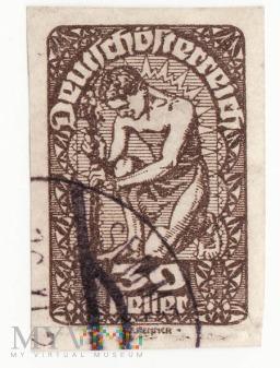 Deutschösterreich 1910 - 30 teller