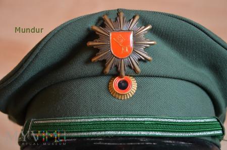 Czapka podoficera Polizei Bremen