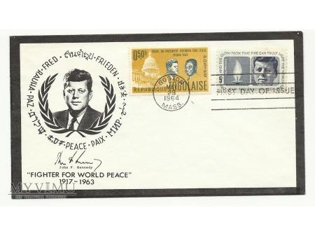 John Fitzgerald Kennedy ,Togo