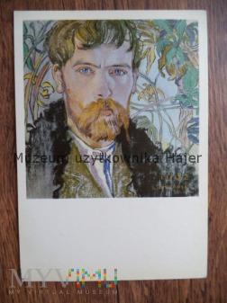 Wyspiański Stanisław Portret własny