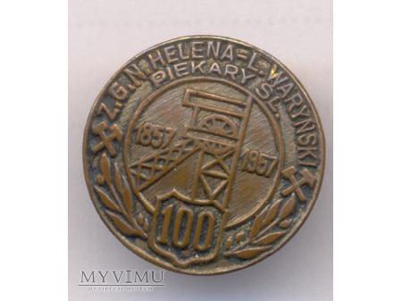 Helena - Waryński odznaka