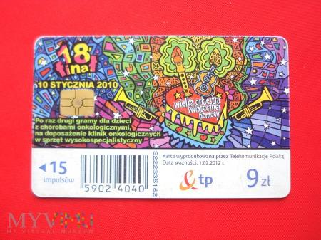 Karta chipowa 201