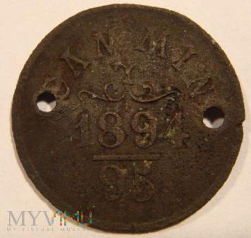 Psi numerek 188 CAMMIN 1894/95