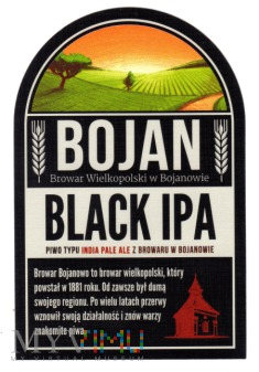 Black IPA Bojan