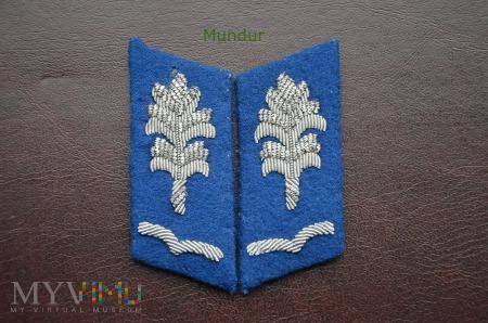Patki szeregowych i podoficerów MO - lata 60-te