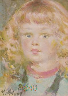 Portret córeczki