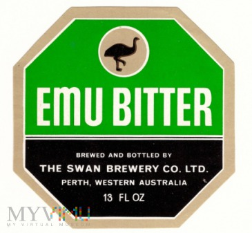 Swan, Emu Bitter