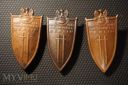Odznaki Grunwaldzkie