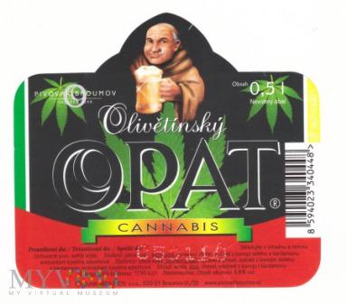 Broumov, opat, cannabis