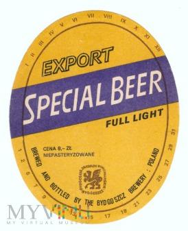 Special Beer Export