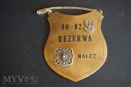 Rezerwa 90-92 : 6 Pułk Zmechanizowany z Wałcza