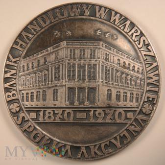 1970 - 17/70 - Bank Handlowy - 100 lat