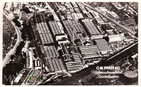 Kaiserslautern, G.M. Pfaff AG