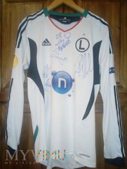 Legia Liga Europy 2011