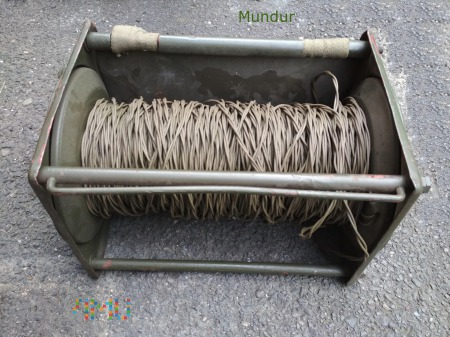 Duże zdjęcie Bęben z noszakiem na kabel PKL