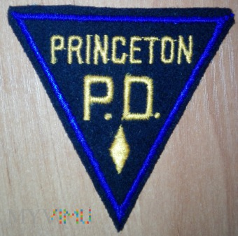 Princeton policja