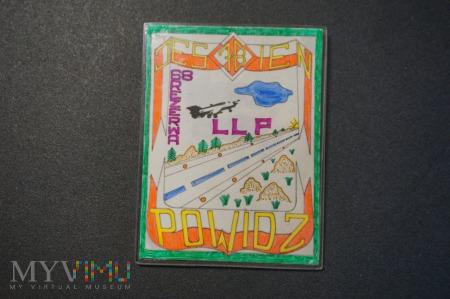 Pamiątkowa odznaka Rezerwy z Powidza - Jesień 78
