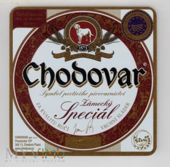 Chodovar, Special