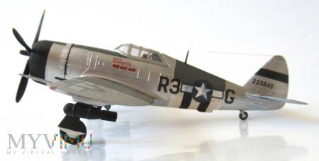 "Duże zdjęcie Samolot P-47D-15 ""Thunderbolt"" (model 1/72)"