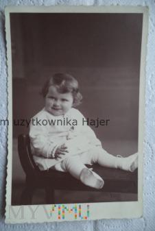 Max Steckel - dziewczynka fotografia