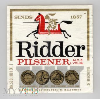 Duże zdjęcie Ridder, Pilsener