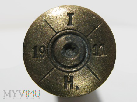 Łuska 8x50R Mannlicher M.95 [I/19/11/H.]