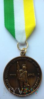 Medal 40 lecia Zarządu Gminnego ZOSP RP w Jeleśni
