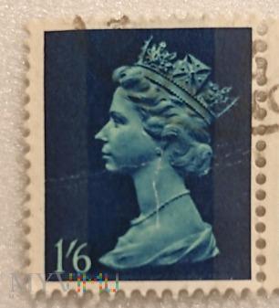 Elżbieta II, GB 464