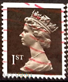 Elżbieta II, GB 1215ADo