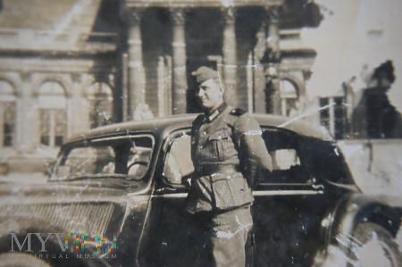 Duże zdjęcie Byliśmy w Paryżu - II Wojna