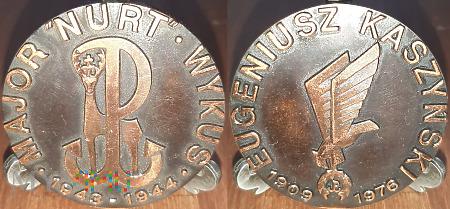 286. NURT - major Eugeniusz Kaszyński 1909-1976