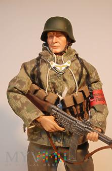 Feldwebel z Feldjāgerkommando I- Prusy Wschodnie.