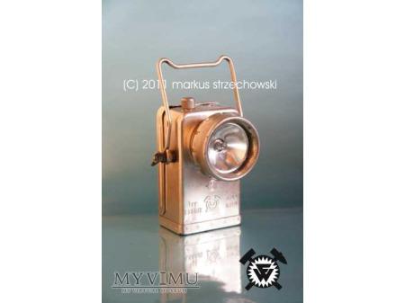 Elektryczna lampa bezpieczeństwa Friemann & Wolf