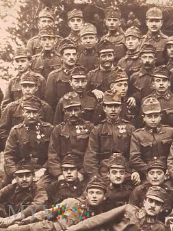 Polacy w armii austro-węgierskiej