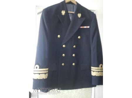mundur v-adm.Marynarki Wojennej