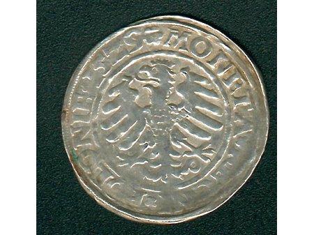 Grosz Koronny- 1529 r