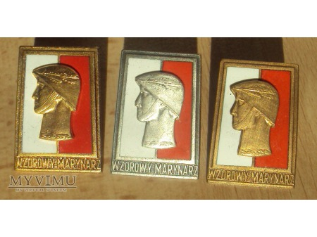 Odznaka Wzorowy Marynarz wz.73
