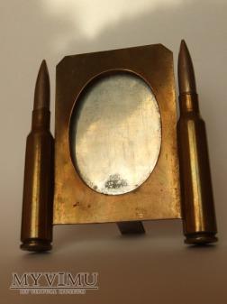 Ramka do zdjęć z Szwedzkiej Amunicji