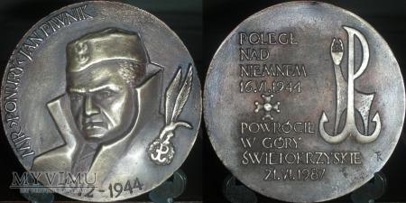 045. PONURY- Major Jan Piwnik. Wersja