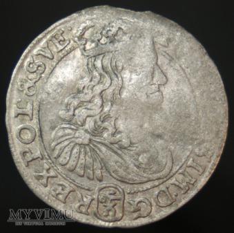 Duże zdjęcie Szóstak 1667