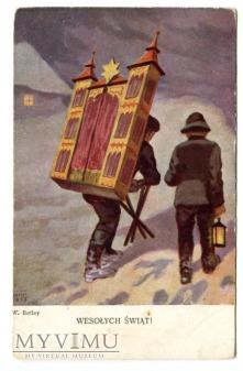 1936 Tradycje Świąteczne SZOPKA Wojciech Betley