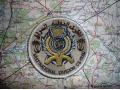 Naszywka - Irak - MND CS IRAQ - 1 WDP
