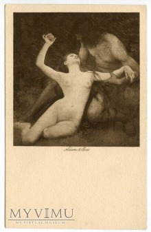 Bukovac - Adam i Ewa