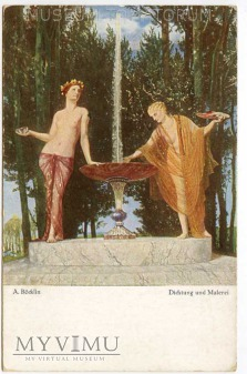 A. Bocklin - Poezja i Malarstwo