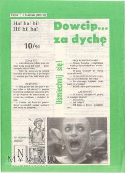 Dowcip...za dychę 10/91