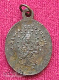 Duże zdjęcie Stary medalik 6 (o w p )