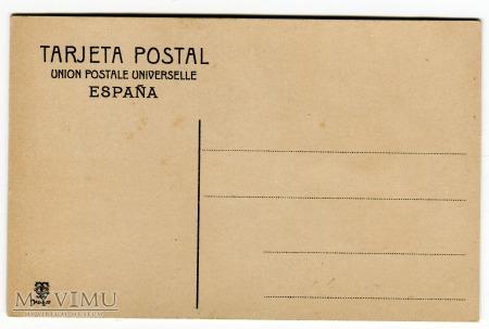 c. 1910 hiszpańskie dziewczyny Que viva España